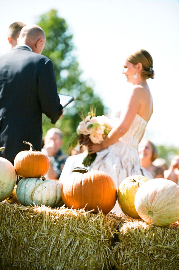 Decoración para una boda de Otoño bodaotoño21