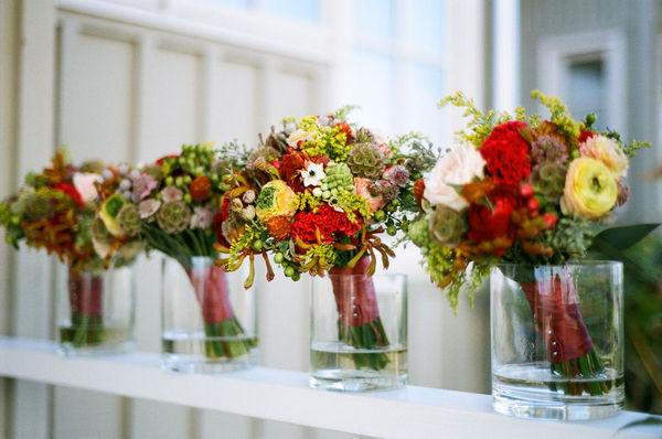 Decoraci n para una boda de oto o una boda original - Decoracion de otono ...