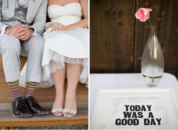 Erin & Chuck, una boda de inspiración vintage erin6