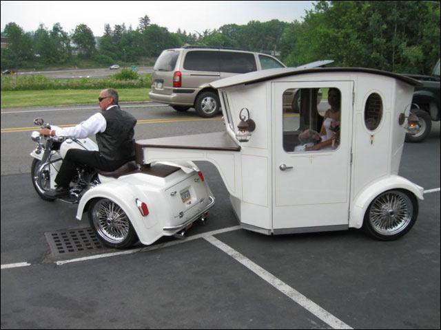 Novios sobre dos ruedas moto5