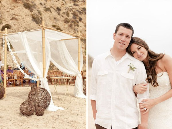 Katy & Chad: una boda rústica ¡en la playa! katy_y_chad_playa_7_600x4501