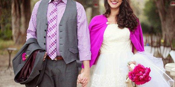 Una novia… ¿con chaqueta de lana? rebeca_6_600x300