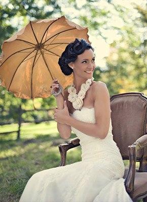 Peinados para novias muy chic chic_2_290x400