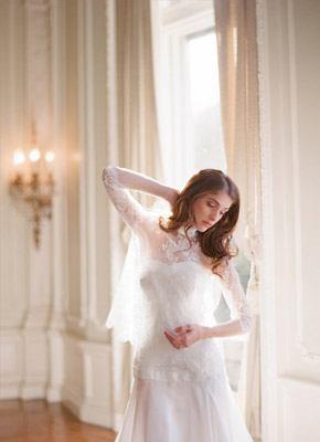 Vestidos de novia con aire parisino manivet_4_290x400