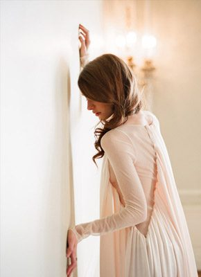 Vestidos de novia con aire parisino manivet_6_290x400