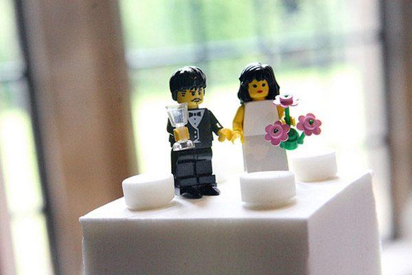 Figuras de Lego en tu pastel de boda lego_3_600x400