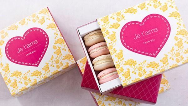 Macarons para recuerdos de tu boda 5