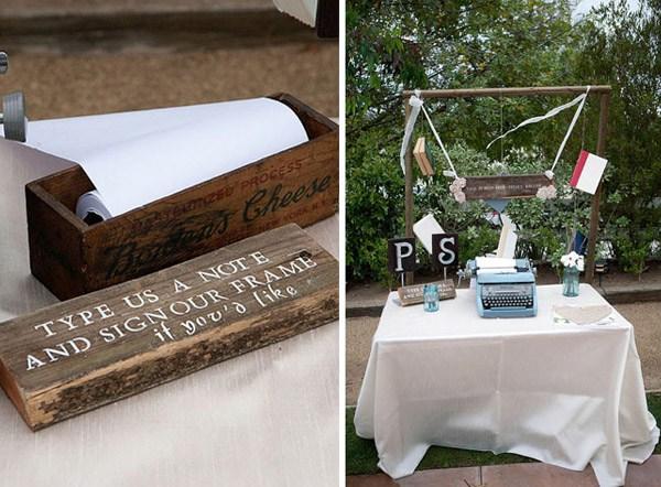 Decoración de boda rústica Boda Original decoracion rustica 6 600x442