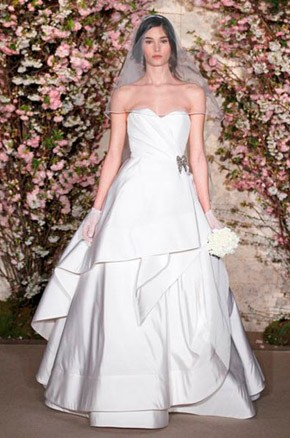 New York Bridal Week 2012: Oscar de la Renta oscar_renta_7_290x438