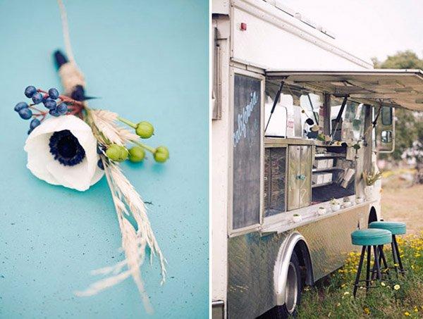 Una boda hippie en el campo caravana_comida_19_600x453