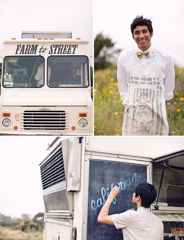 Una boda hippie en el campo caravana_comida_2_600x784