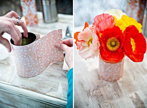 DIY: Centros florales en latas de metal centro_lata_5_600x440