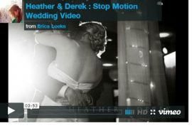 Vídeo de boda a ritmo de cine mudo
