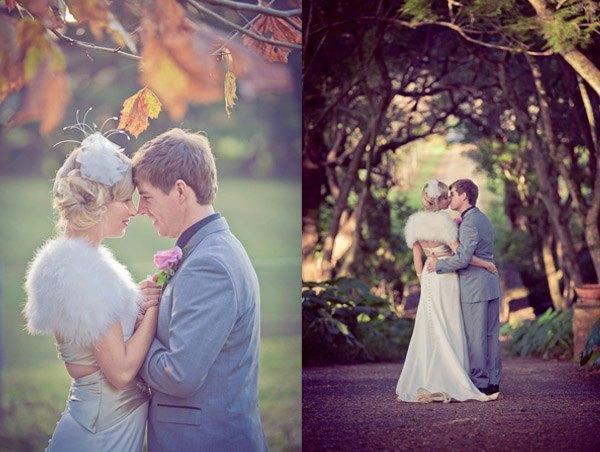 Ebony & Brendan: inspiración francesa boda_chic_10_600x452