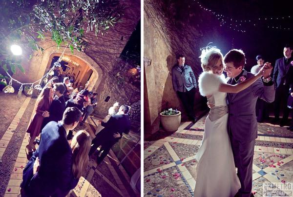 Ebony & Brendan: inspiración francesa boda_chic_14_600x404