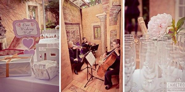 Ebony & Brendan: inspiración francesa boda_chic_6_600x298