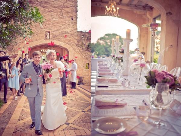 Ebony & Brendan: inspiración francesa boda_chic_8_600x451
