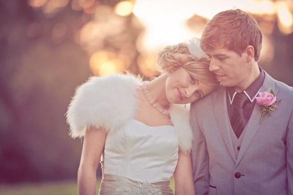 Ebony & Brendan: inspiración francesa boda_chic_9_600x399