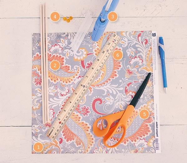 DIY: Molinillos de papel Boda Original molinillo 2 600x522