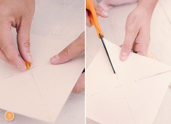 DIY: Molinillos de papel Boda Original molinillo 5 600x434