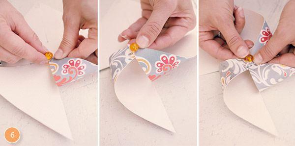 DIY: Molinillos de papel Boda Original molinillo 6 600x298