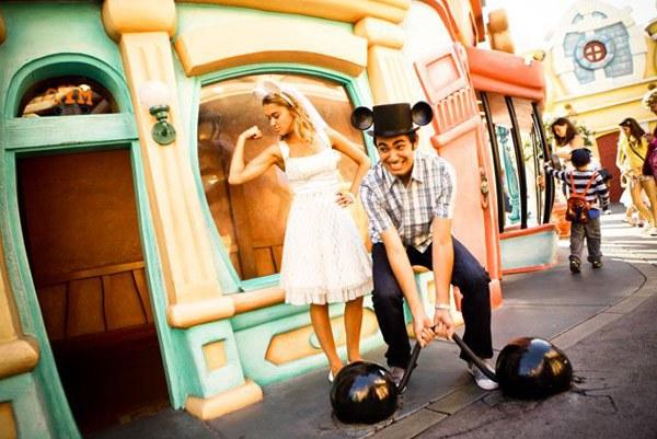 Reportaje pre-boda en Disneyland disneyland_12_600x401