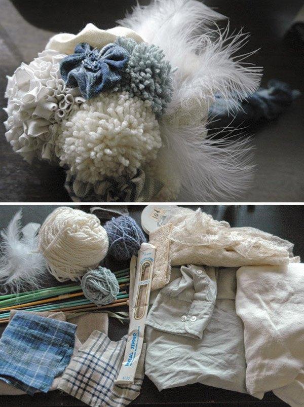 DIY: bouquet de lana y tela bouquet_lana_1_600x803