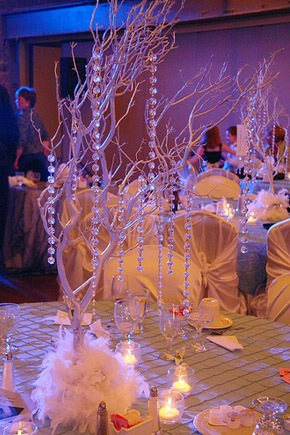 Centros de mesa para una boda de invierno navidad_4_290x435