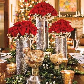 Centros de mesa para una boda de invierno navidad_7_290x292