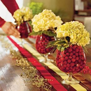 Centros de mesa para una boda de invierno navidad_8_290x292