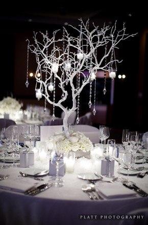 Centros de mesa para una boda de invierno navidad_9_290x440