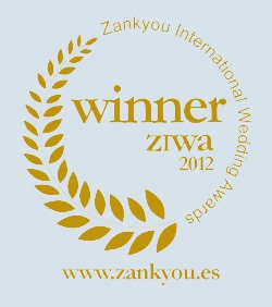 Blog Ganador del Zankyou International Wedding Awards 2012