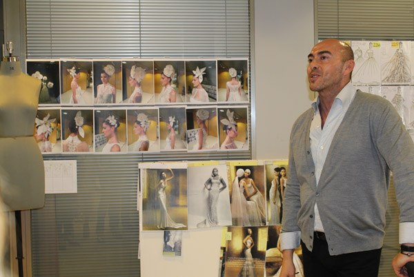 Visita al taller de Manuel Mota pronovias_brunch_9_600x402