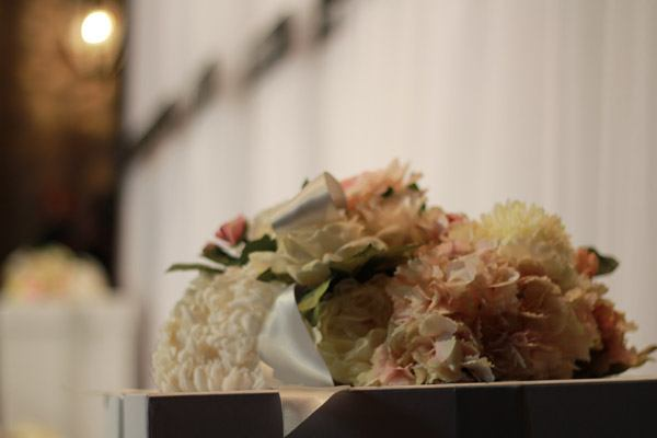 Flores y colores en la fiesta de Rosa Clará rosa_clara_party_1_600x400