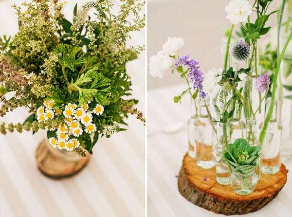 decoraci n de mesa con hortalizas blog de bodas de una