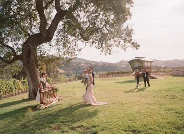 Erin & Jack: estilo bohemian-chic boda_gitana_8_600x437