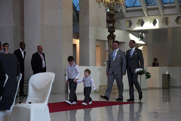 Richard & Sal: boda en el Museo Nacional richard_y_sal_5_600x400