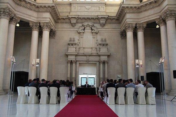Richard & Sal: boda en el Museo Nacional richard_y_sal_6_600x400