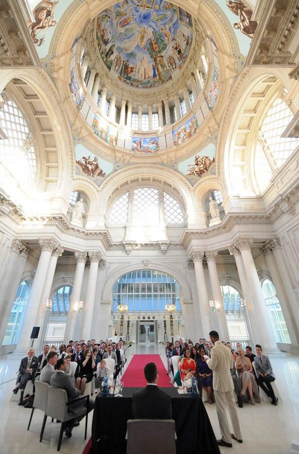 Richard & Sal: boda en el Museo Nacional richard_y_sal_7_600x912