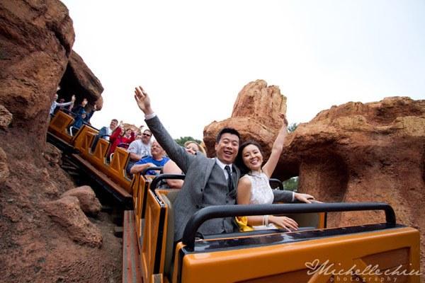 Pre-boda navideña en Disneyland Park disney_10_600x400