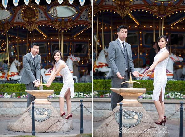 Pre-boda navideña en Disneyland Park disney_12_600x446