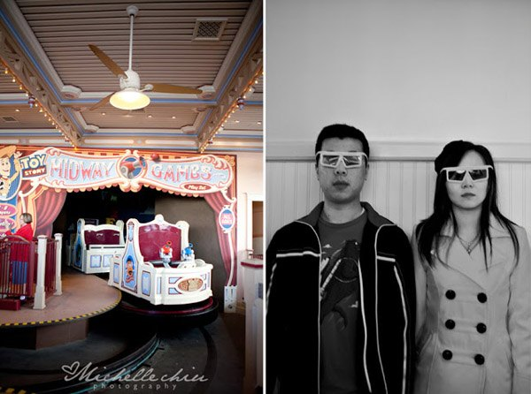 Pre-boda navideña en Disneyland Park disney_16_600x446