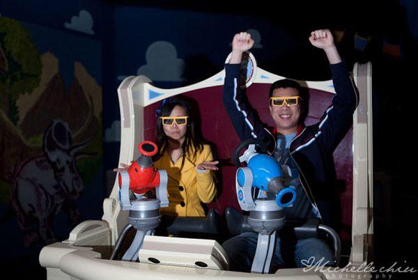 Pre-boda navideña en Disneyland Park disney_17_600x402