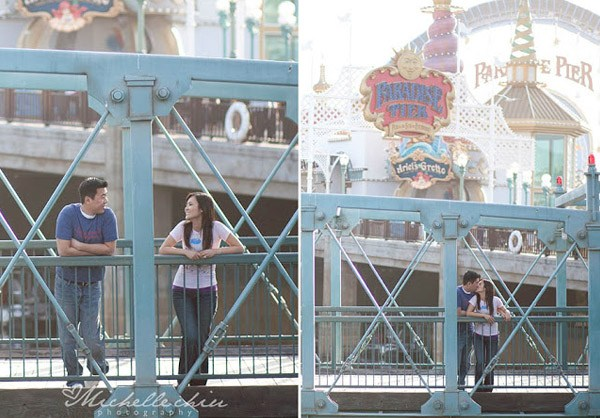 Pre-boda navideña en Disneyland Park disney_18_600x418
