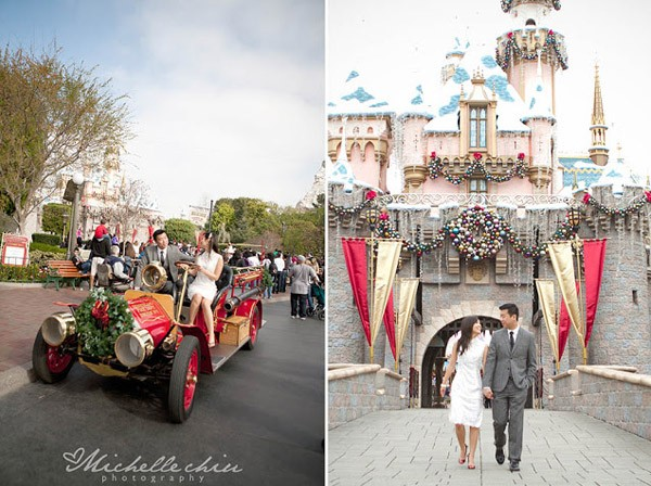 Pre-boda navideña en Disneyland Park disney_1_600x448