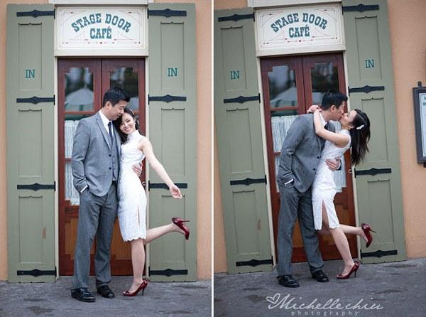 Pre-boda navideña en Disneyland Park disney_6_600x446