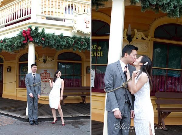 Pre-boda navideña en Disneyland Park disney_8_600x446
