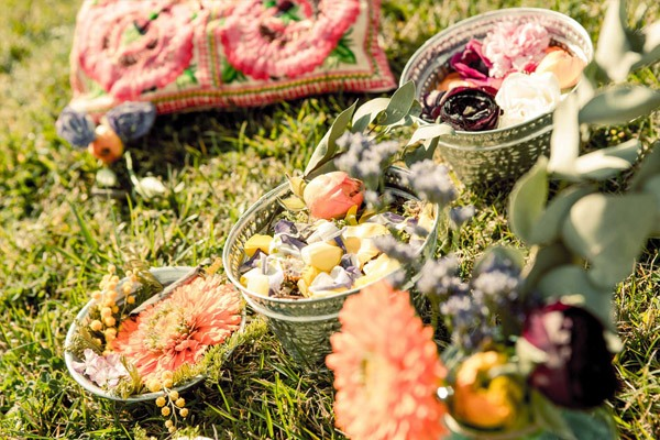 Inspiración para una boda Boho Chic boho_17_600x400