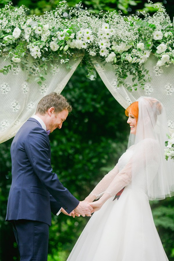 Kate & Graeme: una boda estilo años 50 kate_10_600x900