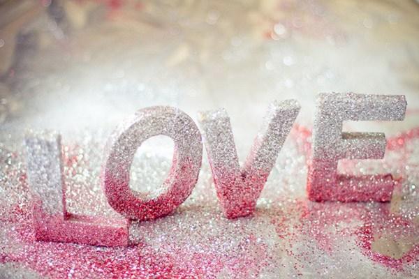 Diy: Glitter Love love_1_600x400